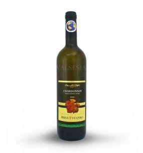 Chardonnay - Čachtice 2012, výběr z hroznů, suché, 0,75 l