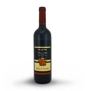 Pinot Noir Oaked - Čachtice 2013, výběr z hroznů, suché, 0,75 l