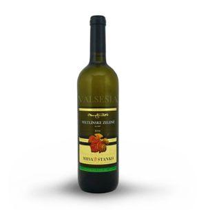 Veltlínské zelené - Dolní Orešany 2016, jakostní víno, suché, 0,75 l