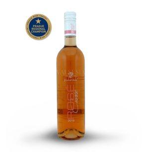 Rosé Cuvée 2016, pozdní sběr, suché, 0,75 l
