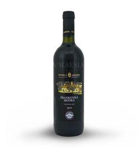 Frankovka 2015, jakostní víno, suché, 0,75 l