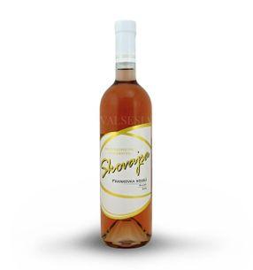 Frankovka rosé 2016, jakostní víno, suché, 0,75 l