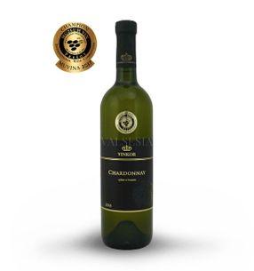 Chardonnay 2016, výběr z hroznů, suché, 0,75 l