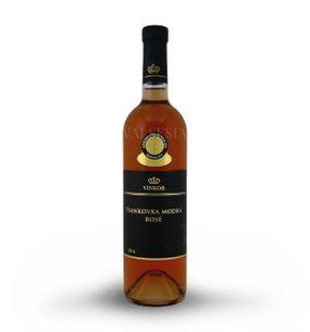Frankovka rosé 2014, jakostní víno, polosuché, 0,75 l