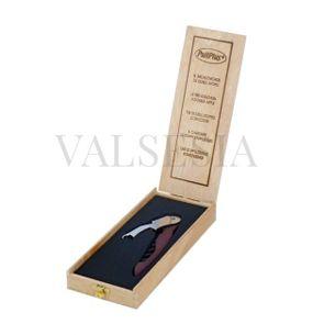 Vývrtka na víno PULLPLUS v dárkové krabičce