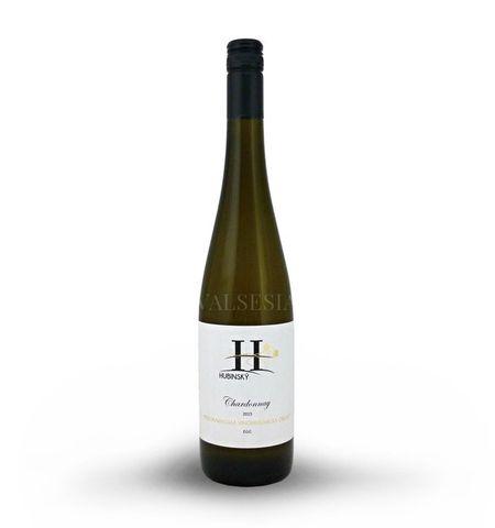 Chardonnay, r. 2015, výběr z hroznů, suché, 0,75 l