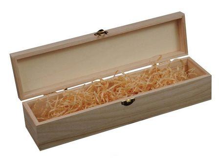 Dřevěné dárkové balení pro ledové víno