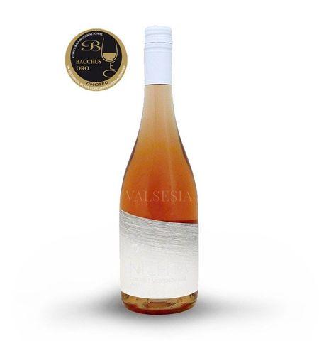 Fusion Cabernet Sauvignon rosé 2017, D.S.C. jakostní víno, polosuché, 0,75 l