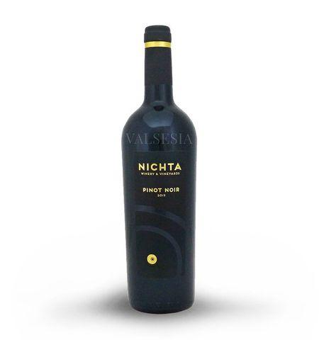 Pinot noir 2015, D.S.C. jakostní víno, suché, 0,75 l